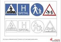 Circulație rutieră pentru cei mici / Cum traversăm strada?