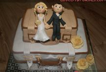 Bőröndös torták