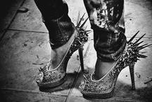Crazy, cool, unique heels / by Michelle Rehberg