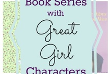 Books with Strong Girl Characters