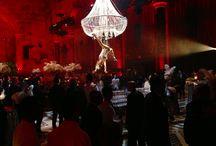 HBO Boardwalk Empire event Cipriani NYC-Events Planning / HBO Boardwalk Empire event Cipriani NYC, models , aerial bartender #BoardwalkEmpire #EventsPlanning  #EventsIdeas #AerialBartender