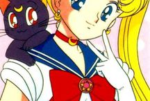 • Sailor Moon •