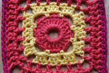 Crochet creative blocks