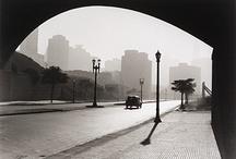 São Paulo / Ontem e Hoje / by Doris Cook