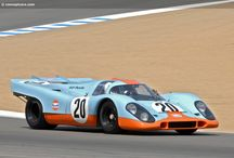 RACE CARS 60'S