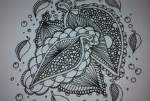 sketchbook & doodles / by Kelly Price