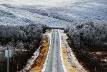 Roadtrip through Norwegian Lapland 2017
