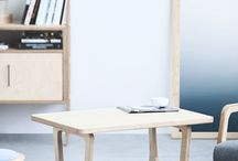 Coffee Table Frisk by Plywoodproject