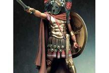 história vestimentas e armaduras