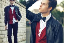 Fashion for him! / by Melonie Cooper