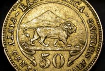 Numismatics - The Safari Page. / Coins, bank notes and medals from the exotic lands in the colonial era.