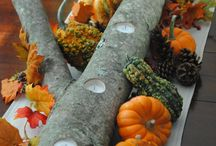 Fall Foliage Decorating