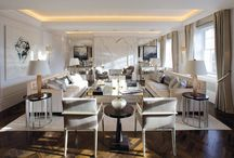 project : GROSVENOR SQ. / Tastefully combing traditional detailing with modern aesthetics, Taylor Howes collaborated with another leading practise for the transformation of this 3,509sqft lateral apartment in Mayfair, London | Luxury interior design