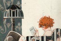Vintage Magazine Covers-Most Free Printable / by Mary Barnes-Ekobena