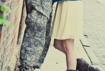 Military love ♥ / by Taylor Makris