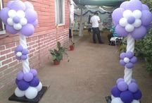 globos / hermosas decoraciones tematicas...