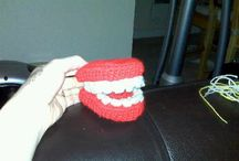 Free Dentist Dental Crochet Patterns / by Sharon Ojala