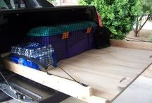 Ideas for your truck,van interior fitout