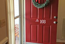 Exterior Door Colors
