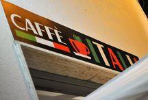 Evento - inaugurazione Tabaccheria Caffè Italia / creare  ...l'atmosfera giusta.... la musica... festa ...