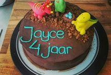 MY CAKES.