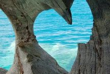 ♥ hearts in nature ♥