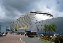 Oasis of the Seas / What an amazing ship !
