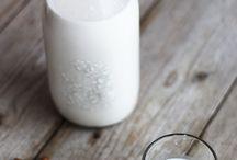 Getränke / Mandelmilch