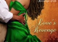 Books — Love's Revenge / A reverse May/December romance and a hero that's as mature and alpha as they come.  When Sophie Hamilton, a spinster, arrives on the Earl of Devlyn's doorstep with an offer of vengeance, he seizes the chance. But revenge could cost him what he wants the most. Sophie's love.   Firmly on the shelf at forty-one, Sophie longs to escape a life of servitude and crime. She never expected Devlyn to accept her rash proposal, and she never planned to fall in love with a younger man.   amzn.to/1Hlh331 / by Monica Burns