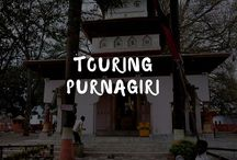 Purnagiri Temple / Maa Purnagiri is known as the temple of mountains located at Uttarakhand.