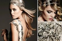 HairJewels & HeadPieces / by Sassy Kassy