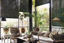Indoor Outdoor Rooms / by Lindsey Crawford-Reese