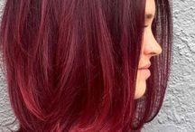 Hair Colours  i like