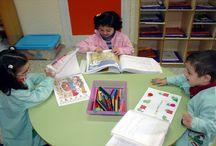 Educación Infantil / Secuencias didácticas y otros materiales para mejorar la comprensión lectora, la competencia en comunicación lingüística y las alfabetizaciones múltiples en todas las áreas y cursos de Educación Primaria.