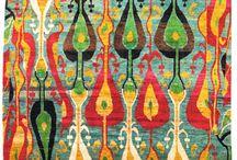 central asia textiles