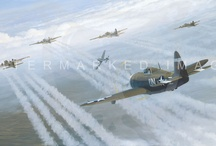 Aviation Art / Limited Edition canvas giclees and prints by William S. Phillips and other acclaimed aviation Artists including Richard Taylor and Dru Blair.