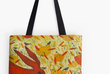 My work: Shopping Bags