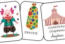 cirque maternelle