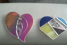 My Work / Fused glass