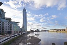 Riverside  / Finished to the highest standard with stunning views overlooking the River Thames.