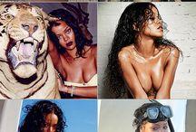 Rihanna / by Samantha Alvarez
