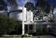 RM 2000 Friesen House Los Angeles, California 1998 - 2000 / RICHARD MEIER 2000 - The Gilbert B. Friesen Residence, 770 North Bonhill Road, Los Angeles CA.  Renovation of a 1953 home.  Project architect was Michael Palladino.  Sold in 2013.