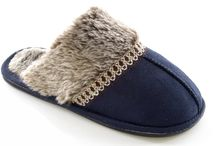 Summer is slipping away ... / Winter is fast approaching, and before we know it, our battle against the cold will begin. Pick your weapons wisely; Heat Treats has a new and improved selection of slippers to keep you snug this season!