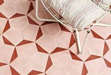 Style ~~ Modern Geometric Tiles / Geometric, tessellated tiles for that modern, bold look.