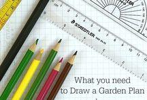 Jardin à dessiner