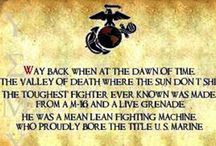 Love my Marine / by Tina Bestle Nemethy