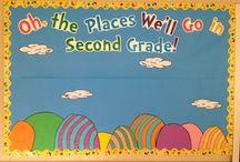 Elementary Bulletin Boards