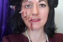 Easy Special Effects Makeup / Special Effects Makeup that even I can do! (using makeup products available in the store)