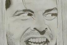 Drawing / Drawing, painting, art, sketches,