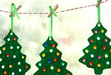 Holidays - Ornaments & Decorations / by Mary Jo Spinelli